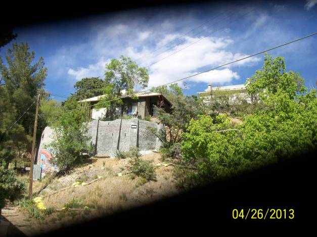 Another Bisbee home