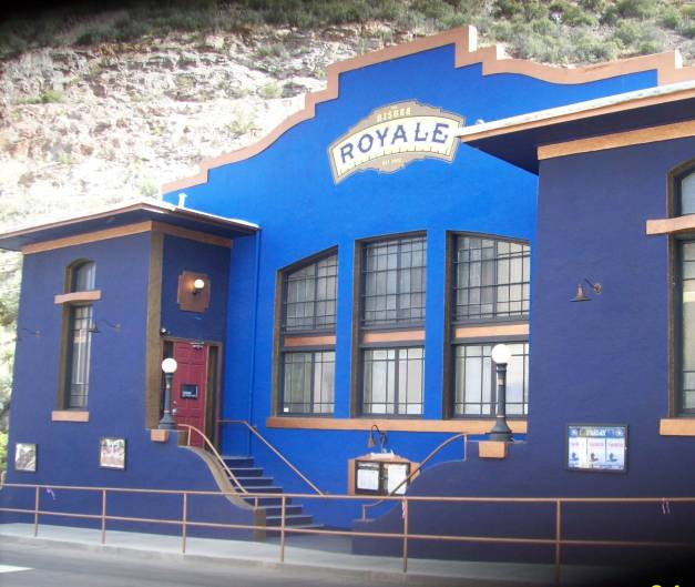 Bisbee Royale