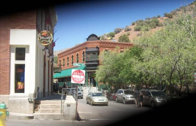 Howell Avenue, Bisbee, AZ