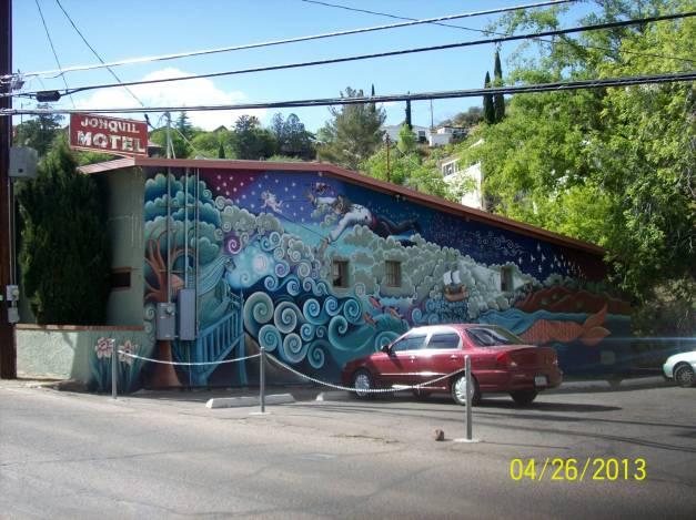 Jonquil Motel, Bisbee, AZ