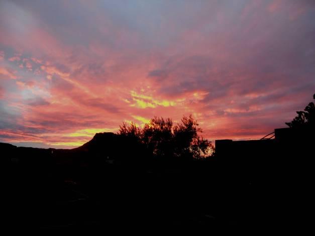 dec18.2012 sunset