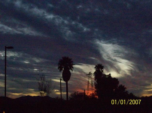just a sundown pic