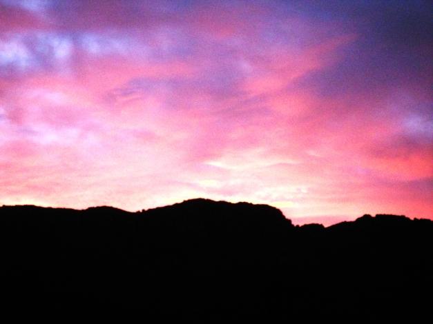sunrise 530AM
