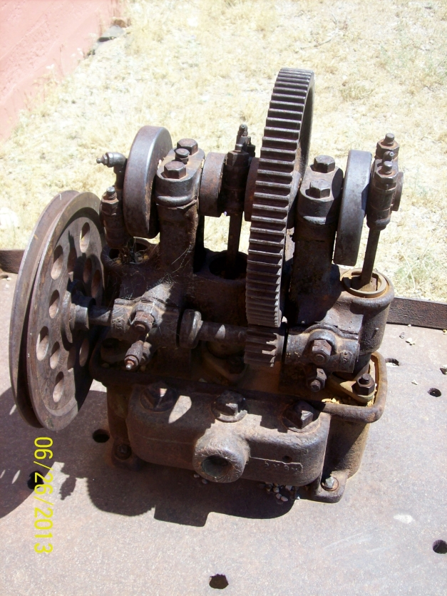 19th century mechanics was well-developed.  Gearing enabled the utilization of power.